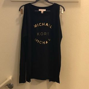 Micheal Kors long sleeve top!!